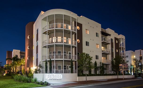Corporate Housing Tampa Pierhouse Sunchoice